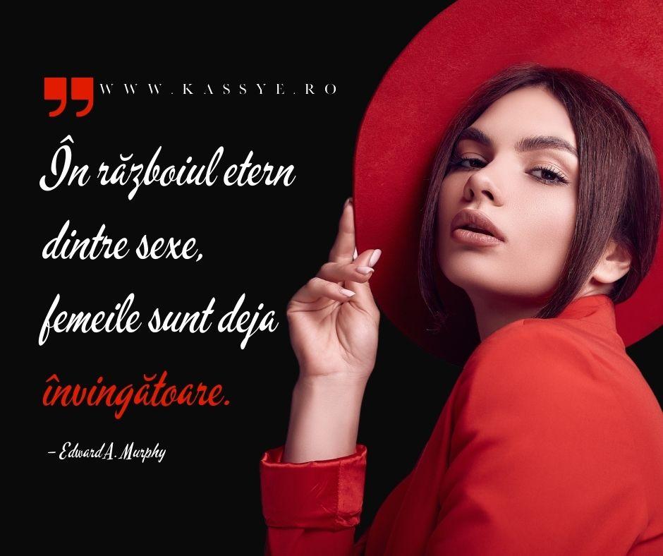 15 dintre cele mai frumoase citate despre femei